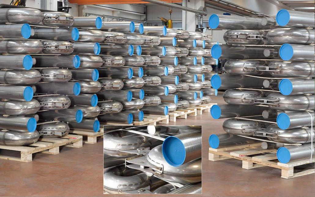 Radiant Tubes Manufacturing 10