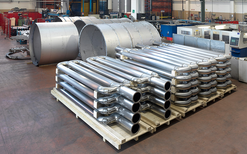 Radiant Tubes Manufacturing 2