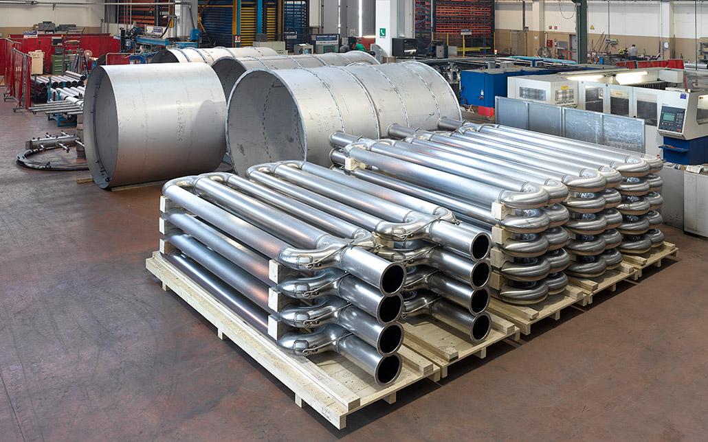 Radiant Tubes Manufacturing 2