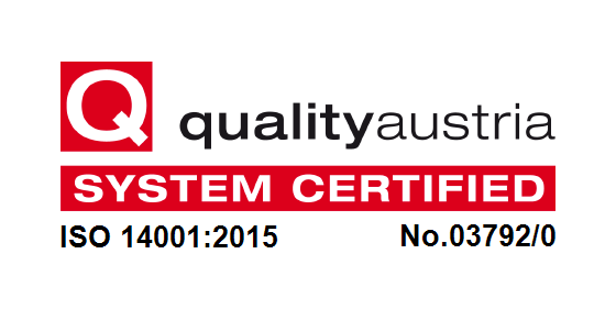 Nicro Obtained The Certificate Of Conformity To The International Standard ISO 14001: 2015